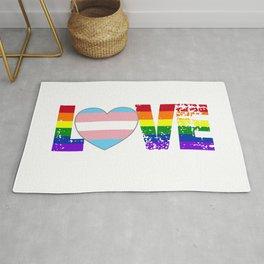 Pride Love Rug