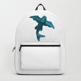 Origami Koi Backpack