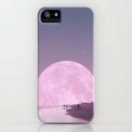 Beach dreams iPhone Case