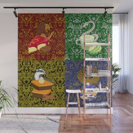 Magical Fall Snacks Wall Mural