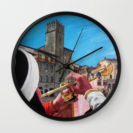 Saracino Wall Clock