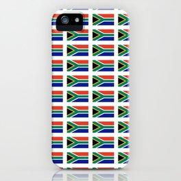 flag south africa 2,  African,Afrikaans,Mandela,apartheid, Johannesburg,Soweto,Pretoria,Durban,Tembi iPhone Case
