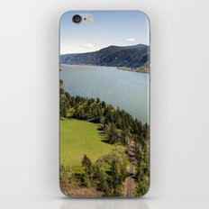 Columbia River Gorge Washington iPhone & iPod Skin