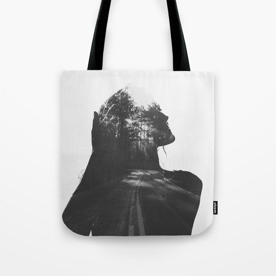 Homesick for places Ive never been Tote Bag