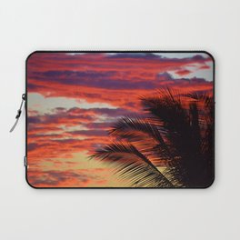 pomegranate sunset Laptop Sleeve
