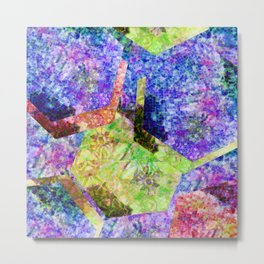 in the shimmer 2 Metal Print