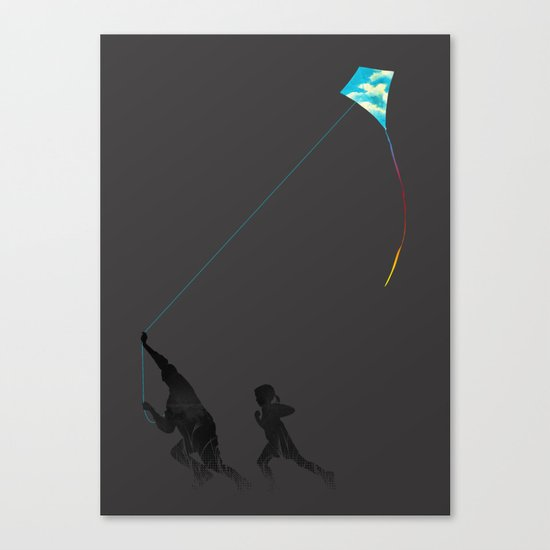A Promise Canvas Print