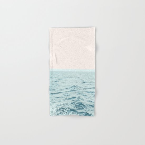 Sea Breeze #society6 #decor #style #tech Hand & Bath Towel
