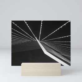 Chords Bridge Mini Art Print