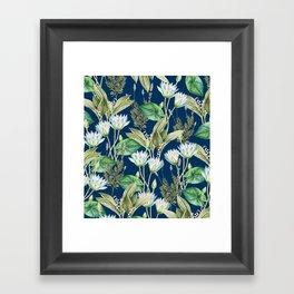 Lilyka || Framed Art Print