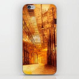 Infernal Prison Corridor iPhone Skin