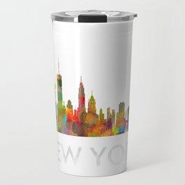 NY-New York Skyline HQ Travel Mug
