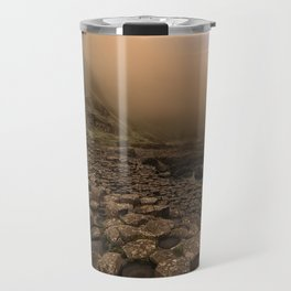When the sun is going down Travel Mug