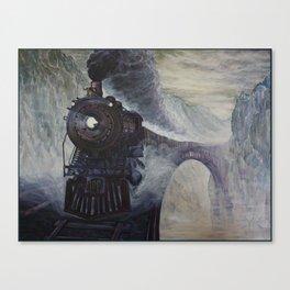 Ironclad Canvas Print