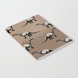 ChocoPaleo: Brontosaurus Notebook