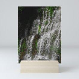 La Calera Waterfalls Mini Art Print