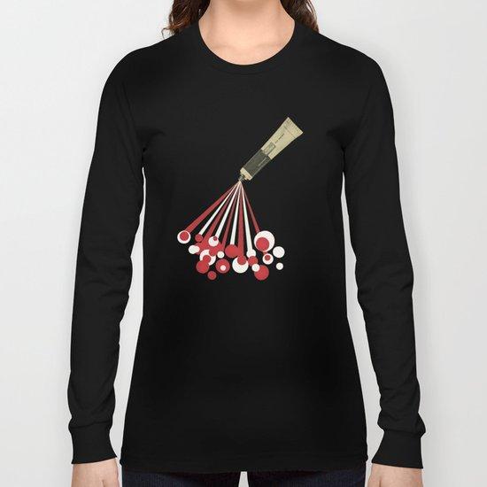 Foamy Long Sleeve T-shirt