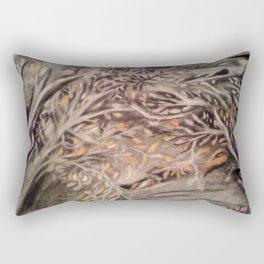 Tree Gazing Rectangular Pillow