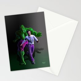 Bruce's Alter Ego Stationery Cards