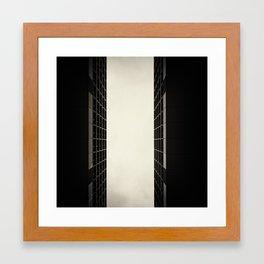 Metroplex Framed Art Print