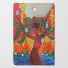 Singing Tree Cutting Board