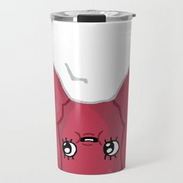 Baby Ricky (known from Adv. Time) Travel Mug