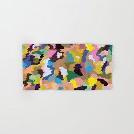 Heikado - Modern Camouflage Pattern Hand & Bath Towel