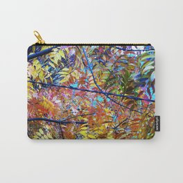 Pistachio Tree in the Fall Carry-All Pouch