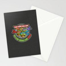 Angry Mutant Ninja Birds Stationery Cards