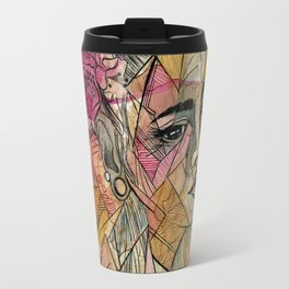 Come Undone Travel Mug