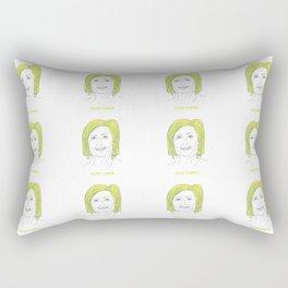 Celery Clinton Rectangular Pillow