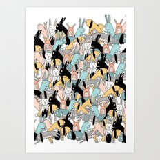 BICHEJOS Art Print