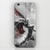 thor iPhone & iPod Skins featuring Thor by Wisesnail