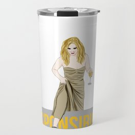 Jennifer Lawrence stepping over responsibilities Oscars 2018 Travel Mug