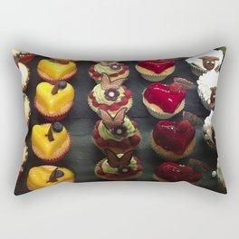 Les Petits Gateaux Rectangular Pillow