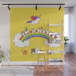 I'm A Hater Wall Mural
