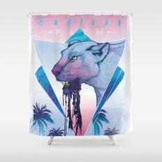 Endless Palm Shower Curtain