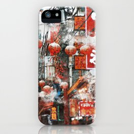Yokohama Japan iPhone Case