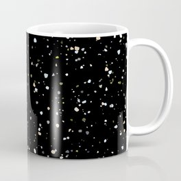 TERRAZZO on black Coffee Mug