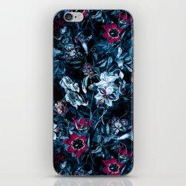 Night Blue iPhone Skin