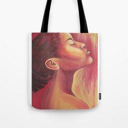 Hear Love = Truth Tote Bag