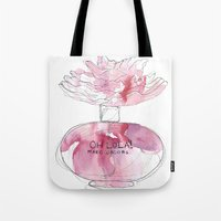marc Tote Bags featuring Oh Lola - Marc Jacobs by Stephany Moreno
