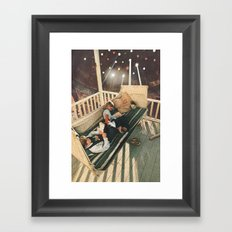 Cloudlight Framed Art Print