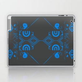 Elec-Tron B Laptop & iPad Skin