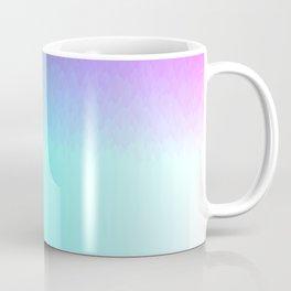 Rainbow ombre flames Coffee Mug
