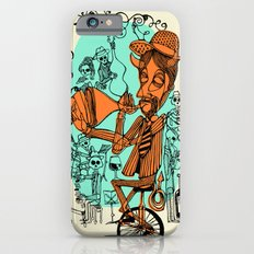 Welcome to the hell´s party Slim Case iPhone 6s