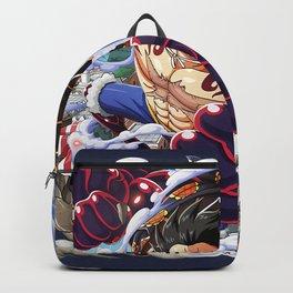 Lufy gear 4 - ONe piece Backpack