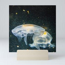 Magical Jellyfish Mini Art Print