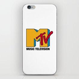 MTV Classic Logo iPhone Skin
