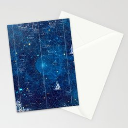 a space map (1) Stationery Cards